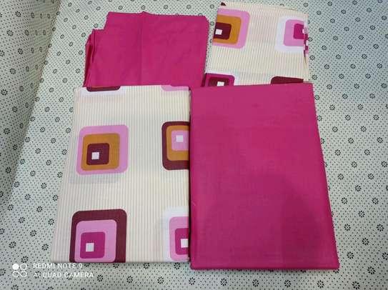 Cotton mix match Bedsheets image 6