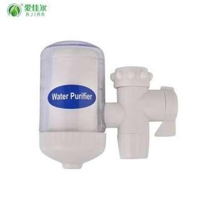 Tap water purifier. image 1