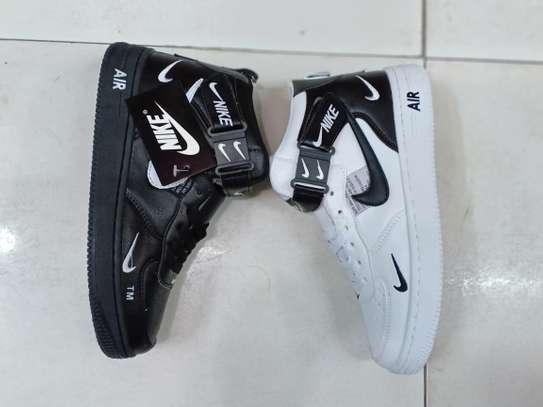 Nike airforce1 ladies boot image 1