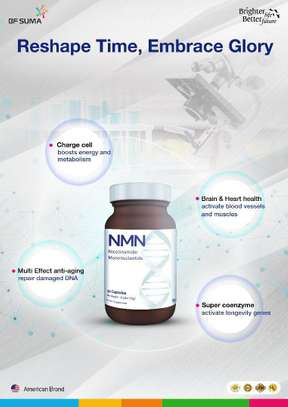 NMN Capsules (The fountain of youth) image 5