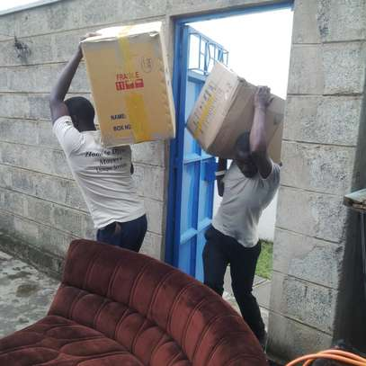 Home and Office Relocations image 12