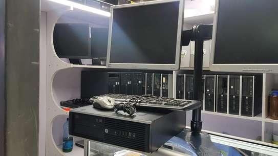 Hp / Dell / lenovo [factory refurbished] Complete desktop image 1