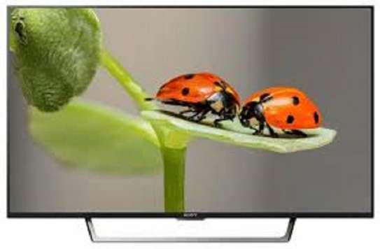 "Sony 32"" 32W600D Smart LED HD TV - Black image 1"