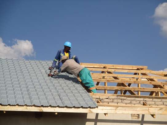 Affordable low cost roofing roof repair services /Best Roof Repair & Maintenance Specialists in Nairobi image 8