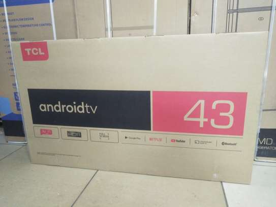 Tcl 43 inches smart android image 1