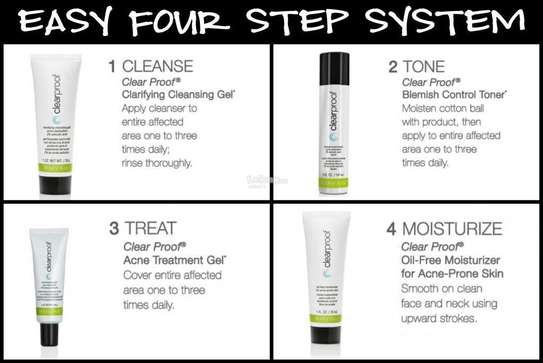 Mary Kay Clear Proof Acne System Set image 2