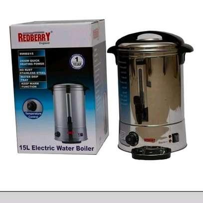 Electric water boiler/Tea urn image 2