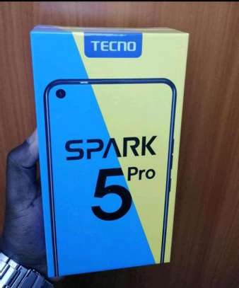 Tecno Spark 5 pro 64gb 3gb ram 5000mAh battery +Delivery image 2