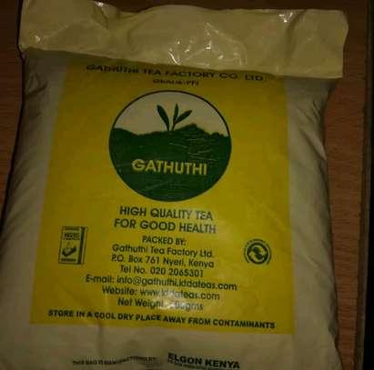 Gathuthi Factory Tea Leaves image 1
