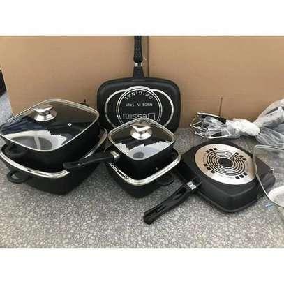 Dessini 21Pcs Imperial Non-Stick Die Cast Cookware Set image 3