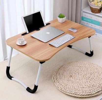 Foldable Laptop table/Ipad holder image 1