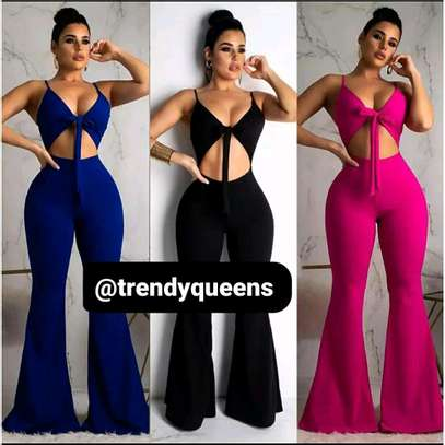 Sexy jumpsuit image 1