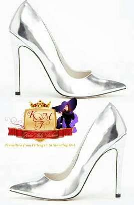 Stiletto Pointed Heels image 6