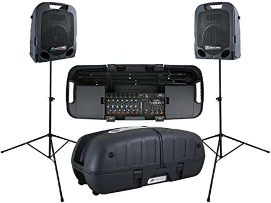 Peavey Escort 5000 Portable PA System from Mustard Projectors image 1