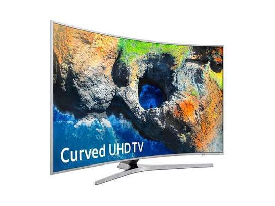 Samsung 55 Inches Curved 4K image 1