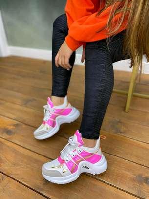 Ladies sneakers 37/38/39 image 1