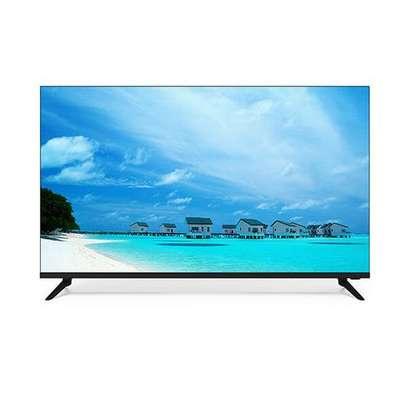 "Syinix 43"" Smart Android Full HD TV  Series Chromecast-Black-FRAMELEWSS image 1"