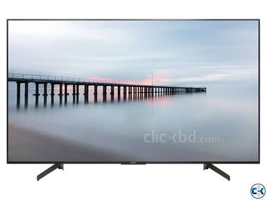 Sony 65 Inch 4K UHD HDR Android Smart LED TV NEW image 2