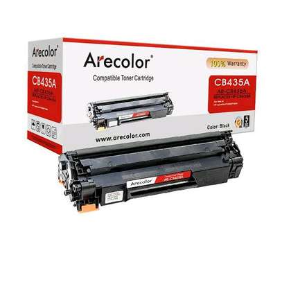 P1005 LaserJet  toner cartridge black CB435A image 9