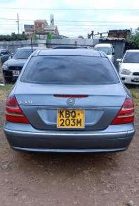 Mercedes-Benz E320 KBQ Auto Petrol. Clean! image 4