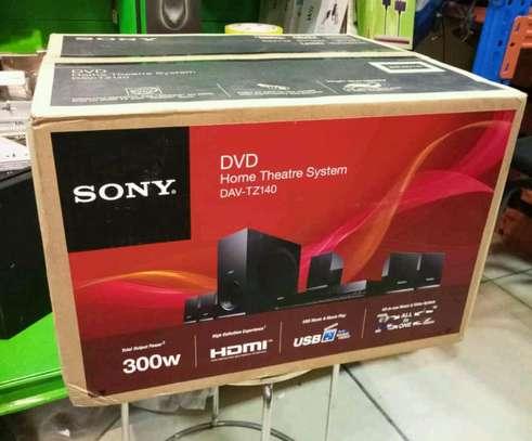 Sony tz140 300watts image 1