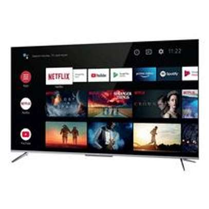 TCL 32 inch smart Android TV Frameless image 1