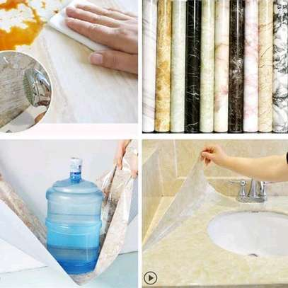WATER PROOF MARBLE CONTACT PAPERS image 3
