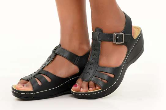 official low heeled