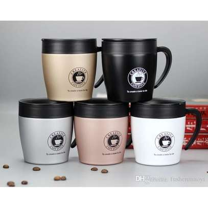 Vacuum Insulated Thermal Cup