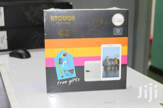 New Atouch A7 16 GB KIDS TAB WITH SIMCARD image 1