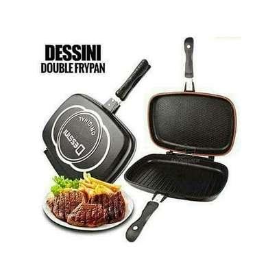 Dessini Double Grill Nonstick Pan 36CM