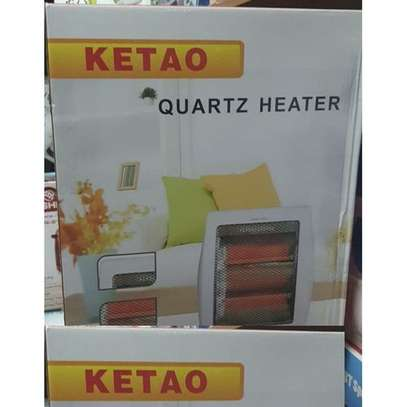 SHARE THIS PRODUCT   Quartz Room Heater- Perfect For Cold Seasons image 1