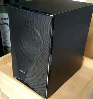 Sony subwoofer.