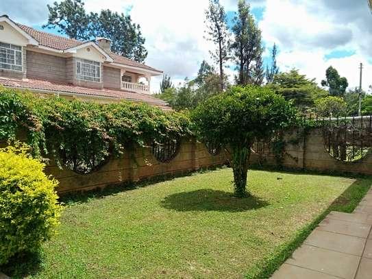 4 bedroom townhouse for rent in Karen image 14