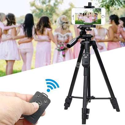 Yuteng VCT 5208 mini tripod with remote shutter image 2