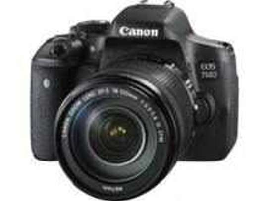 Canon EOS 750D with 18-135mm  USM Lens