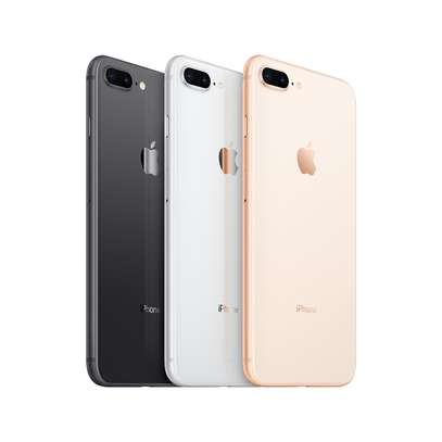 Apple iPhone 8 plus 64GB (Brand New with Apple warranty) image 2