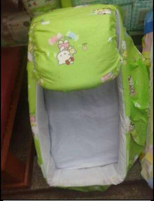 Moses basket/ baby bed