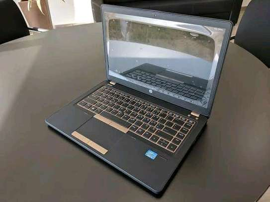 BRAND NEW BLACK AND GOLD HP FOLIO EDITION  Hp Inspired Folio 9470m Ultrabook Core i5  2.4Ghz speed 4GB Ram  500GB Hdd  14 inches  Black And Gold