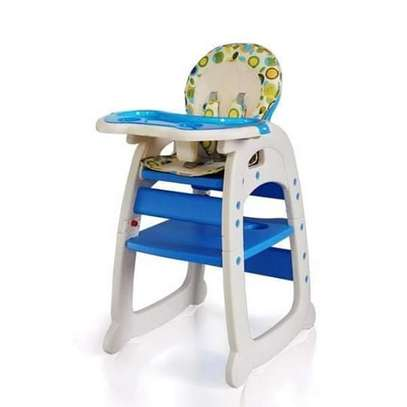 Convertible Feeding Chair