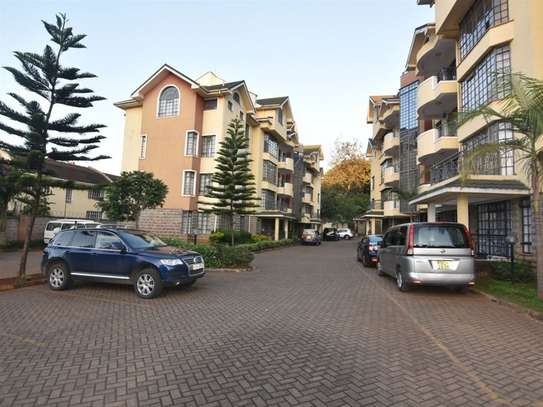 4 bedroom apartment for rent in Kilimani image 18