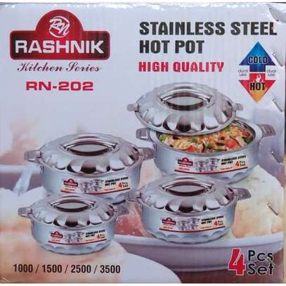 4 pcs stainless steel image 1