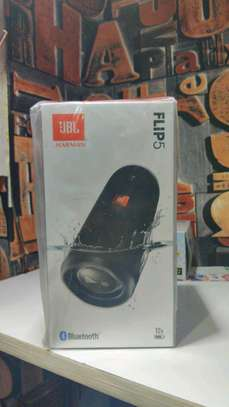 Jbl Flip 5; Portable Waterproof Speaker image 1