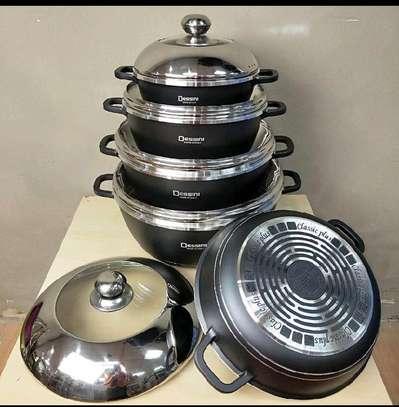 Dessini 10 pcs set cookwares image 3