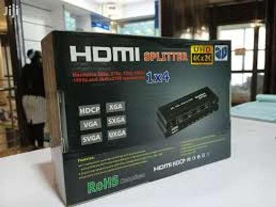 HDMI SPLITTER HDV B 141 H  4 WAY image 1