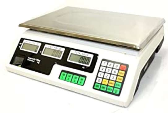 30KG Digital Price weight and Durable image 1