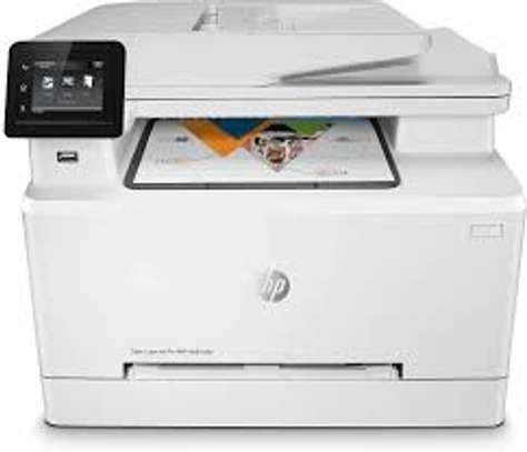 HP Color LaserJet Pro M254dw Printer: image 1