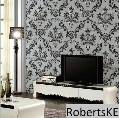 flowery wallpaper image 1