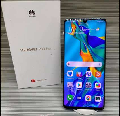 Huawei p30 pro 512gb blue on offer image 1