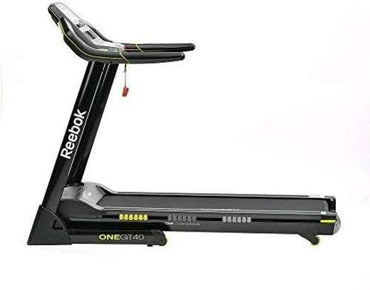 Semi Commercial Reebok Treadmill image 4